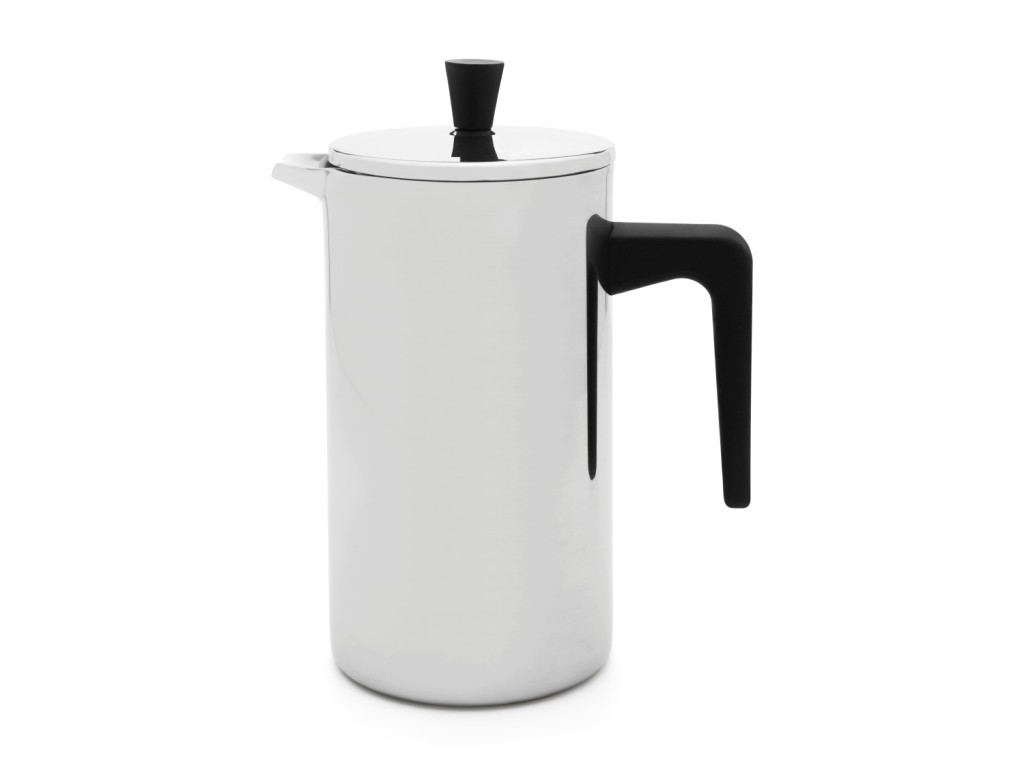 Leopold Vienna Dvoustěnný French Press Napoli (700ml) lesklý