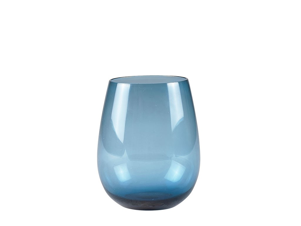 Villa Collection Sada 4 sklenic 0,52l Blue